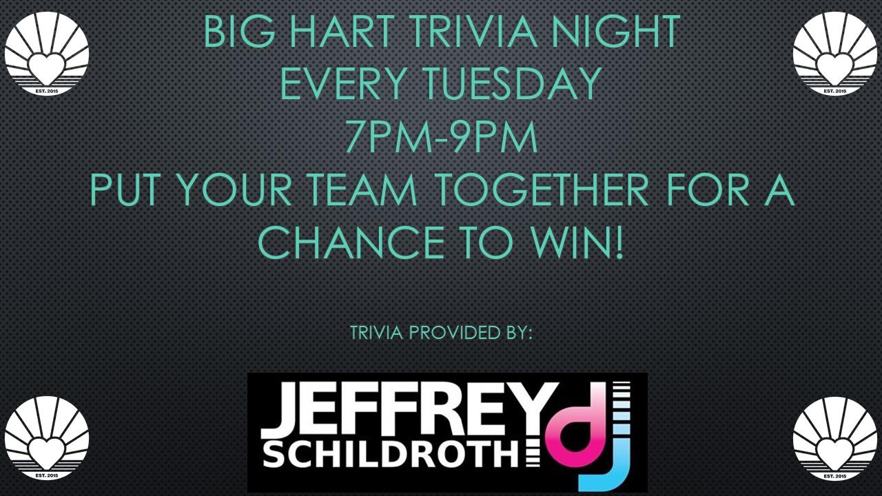 Big Hart Trivia Night Pptx Big Hart Brewing Co Big Hart Brewing Co
